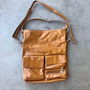 Hobo Shoulder Flap Bag